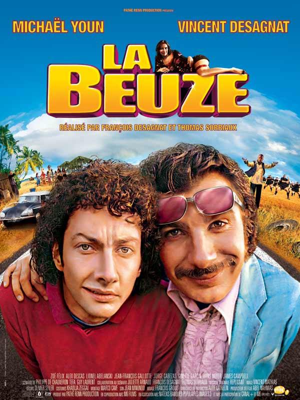 La Beuze affiche