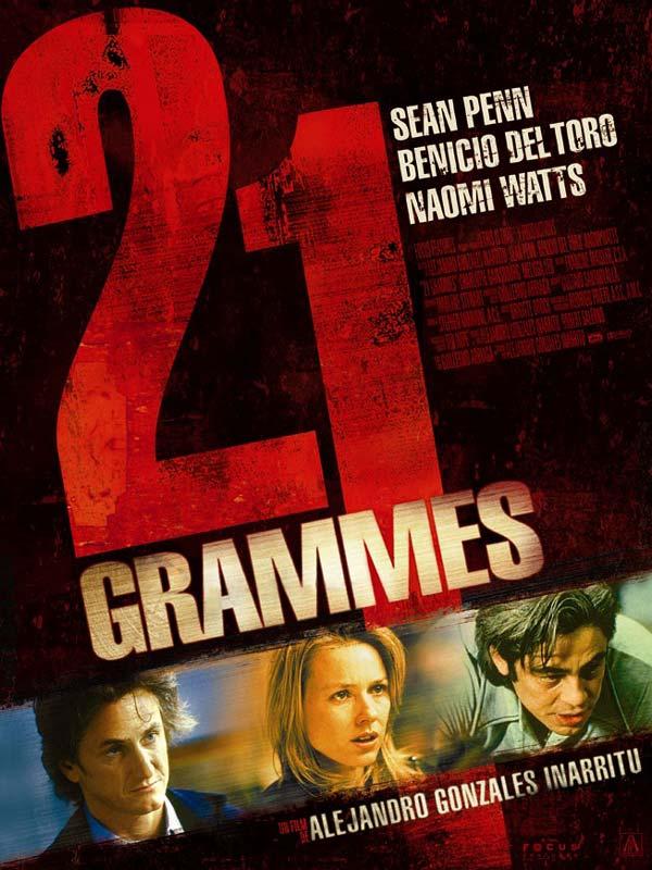 21 grammes affiche