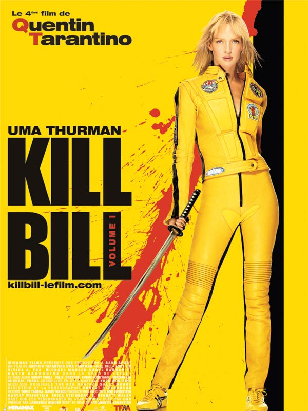 Kill Bill : Volume 1 affiche