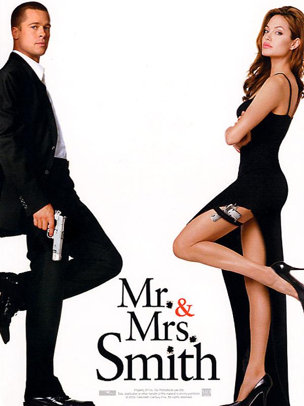 """Angelia Jolie se arrepiente de haberse separado de Brad Pitt: """"Mr y Mrs Smith"""" hecha realidad"""